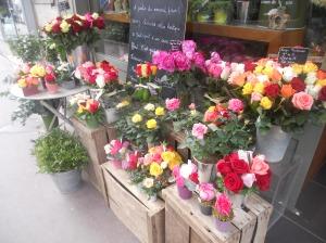 Au Nom de la Rose - Atelier d'art floral à Rouen.