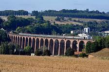 barentin viaduct images